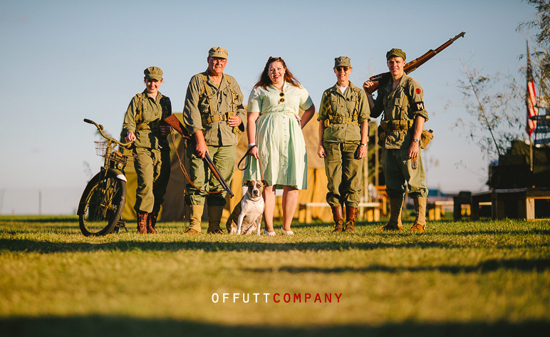 offutt company at mid atlantic air museum s wwii weekend jon